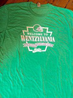 Xtreme Apparrel Philadelphia Carson City Wentzylvania Hoodie Sweatshirt