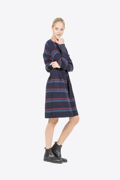 Warr Thin Dress by Humanoid | #kickpleat #humanoid