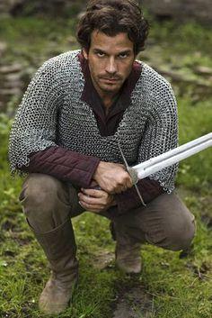Santiago Cabrera as Lancelot Santiago Cabrerra