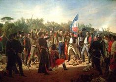 *~~~ Juan Manuel Blanes, El Pintor de la Patria ~~~* Juramento de los 33 Orientales 1877