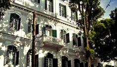 french colonial architecture in america - Google Search