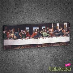 #1resim1bilgi Leonarda da Vinci'nin unutulmaz eseri Son Akşam Yemeği (The Last Supper), İsa Mesih'in Romalı askerlerce yakalanmasından önce 12 Havarisi ile yediği son akşam yemeğini resmetmektedir. Eser, İsa'nın havarilerine birazdan içlerinden birinin ona ihanet ettiğinin ortaya çıkacağını açıkladığı dramatik anı yansıtır.
