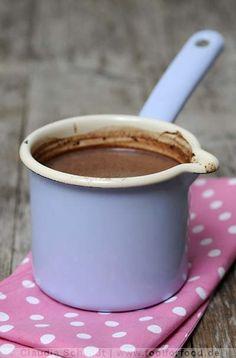 Eine alkoholfreie Variante sich aufzuwärmen bietet heiße Schokolade frei nach Jamie Oliver - Jamie's Hot Chocolate