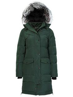 Moose Knuckles Alberta Parka | Winter Outerwear