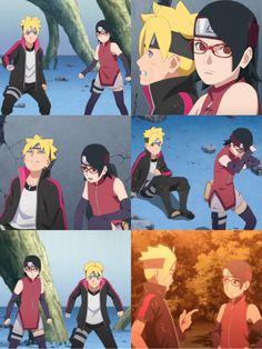 Boruto; Naruto Next Generation Episode 175 Naruto And Hinata, Naruto Shippuden Anime, Anime Naruto, Sarada E Boruto, Godzilla, Dbz, Uzumaki Family, Boruto Next Generation, Boruto Naruto Next Generations