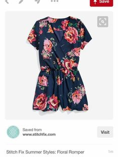 Never tried a romper. This is cute! I have a larger bottom (pear shape) so fit could be a concern. Would love something trendy like this is a flattering pattern. Or black.