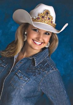 Amy Wilson, Miss Rodeo America 2008. Another truly beautiful young woman, just one of the best!
