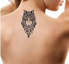 ... Owl Tattoos on Pinterest | Simple owl tattoo Tiny owl tattoo and Owl