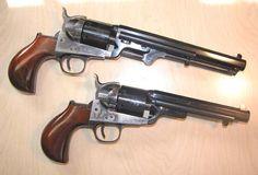 Colt Navy revolvers