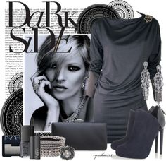 """""""The Dark Side"""" by cynthia335 ❤ liked on Polyvore"""
