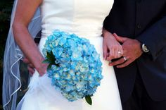 blue wedding bouquets - Google Search