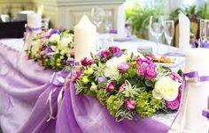 Image result for composition florale pour bapteme