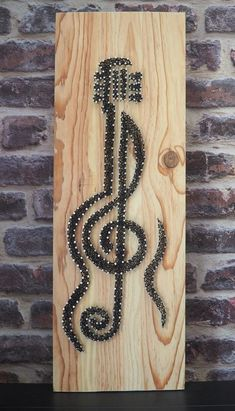 A beautiful guitar with a modern and black design realized with the technique A beautiful guitar with a modern and black design realized with the technique Vera Hessler basteln A beautiful nbsp hellip String Art Diy, Arte Linear, Diy And Crafts, Arts And Crafts, String Art Patterns, Thread Art, Beautiful Guitars, Button Art, Art Yarn