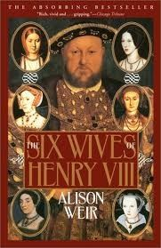 Henry 8th and his 6 wives.