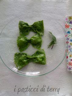 Ravioli a farfalla con bresaola e ricotta (15)