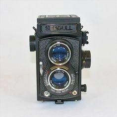 【ヴィンテージヴァンガード】SEAGULL 4B-1【二眼レフ】【ラスト1点売り切り終了】