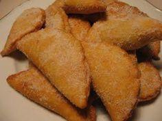 Receita de Azevias de Batata-doce com Amêndoa | Doces Regionais
