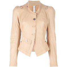 HIGH 'Lovage' jacket ($920) ❤ liked on Polyvore