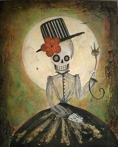 Skelton by Monica Zuniga