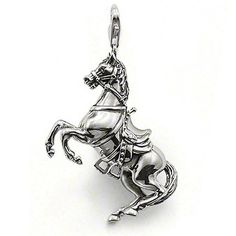 Horse Necklace Statement Vintage Collier Maxi Jewelry Choker Women Men Kolye Pendants Collares Colar Bijoux Femme Leather Chain >>> Be sure to check out this awesome product. Thomas Sabo, Horse Necklace, Mens Chain Necklace, Necklace Set, Pearl Necklace, Pendant Necklace, Punk Jewelry, Heart Jewelry, Jewellery
