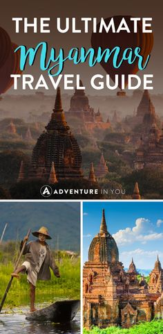 Myanmar Travel | Looking for tips on traveling Myanmar? Here's our Myanmar travel guide featuring the best things to do, places to stay and things to eat. #myanmar #travel