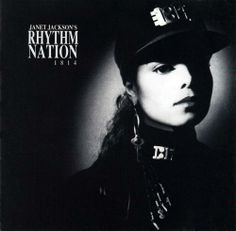 Like if you own: Janet Jackson - Rhythm Nation: best selling album of 1990