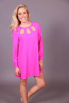 Danielle Hot Pink Pa