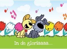 Woezel & Pip zingen voor jou!