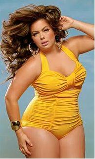 La Diva delle Curve: Modelle taglie forti famose, belle e plus size!