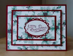 Three Layer Greeting by nines - Cards and Paper Crafts at Splitcoaststampers