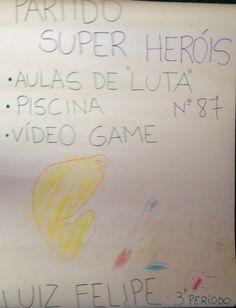 Partido Super-heróis