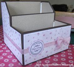 Olivias Loveletters: Kasse til kort