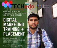 Digital Marketing Course In Chandigarh Social Media Marketing Courses, Content Marketing, Affiliate Marketing, Online Marketing, Digital Marketing, Website Optimization, Advertising Services, First Job, Marketing Training