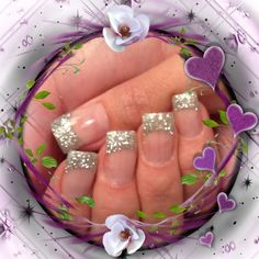 Angel Love Nail Products ~ Gotta LOVE SILVER BEAUTIFUL !!!!!