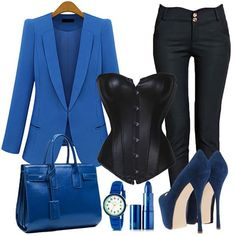 Amazing #Style   Find More: http://www.imaddictedtoyou.com