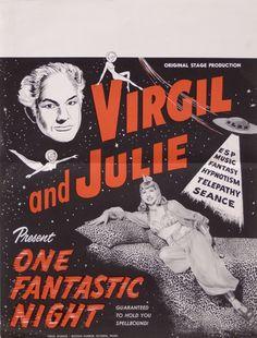 Virgil and Julie