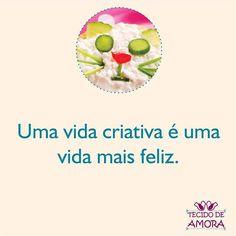 Bom dia!!! Vamos ser criativos todos os dias! #bomdia #criatividade #amor #carinho #decoração #decoraçãodecasamento #decoraçãodefesta #artesanato #feitoamao #tecido #tecidodeamora