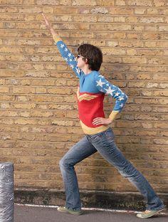 Wonder Woman Jumper