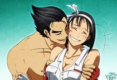 + + KazJun + by KajikoKylance on DeviantArt Tekken Girls, Tekken 7, Naruto Vs Sasuke, Ya Filthy Animal, Fighting Games, Couple Art, Geek Girls, Street Fighter, Game Character