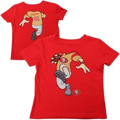 San Francisco 49ers Toddler 2012 NFC Champions Trophy Collection T ...