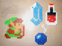 The BeadSprites Forum :: Bead Sprites by NES--still-the-best