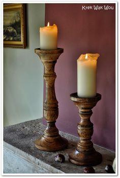 Candlelight | Krek Wak Wou: herfst