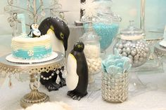 Winter Onederland Birthday Party Ideas | Photo 1 of 30 | Catch My Party