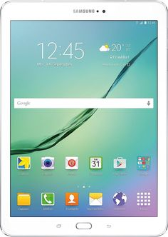 Cool Samsung Galaxy Tab 2017: Samsung Galaxy Tab S2 9.7 T815 White - Factory Unlocked GSM - International Vers...  Electronic product