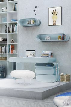 KIDS BEDROOM DECOR – REVAMP YOU CHILD'S STUDY CORNER WITH THESE PIECES