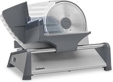 Looking for Cuisinart Kitchen Pro Food Slicer, Gray ? Check out our picks for the Cuisinart Kitchen Pro Food Slicer, Gray from the popular stores - all in one. Low Acid Recipes, Meat Slicers, Deli Food, Electric Foods, Canned Corn, Best Meat, Home Kitchens, Bedding Sets, Home Goods