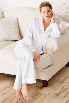 Camille Rowe - Next Sleepwear Fall 2014 [#1]