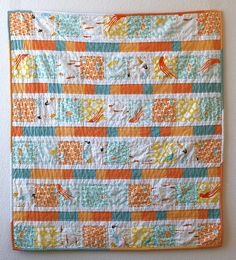 This is a good reminder to finish my own Mendocino quilt and add a skinny pieced colored border.