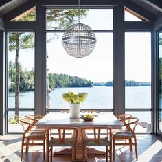 Home Tour Man! This is incredible! Take a look inside when you scroll right. Well done @muskokalivinginteriors #Regram via @CQeyi7vAd5C Home Interior, Interior Styling, Interior Design, Relaxing Holidays, Visual Comfort, Lake Life, House Design, Cottage Design, Instagram
