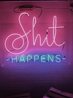Get a customised neon sign to dress up your wall on www.sygns.com